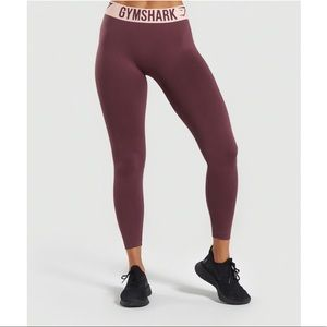 Gymshark Fit Leggings 🍓 Berry Red/Pink L